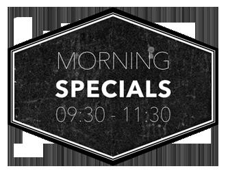 Morning specials
